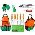 kitchen garden tool set