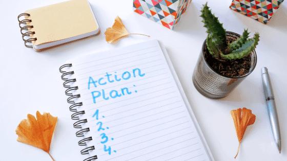 Planning their dailt tasks is a habit homesteaders develop