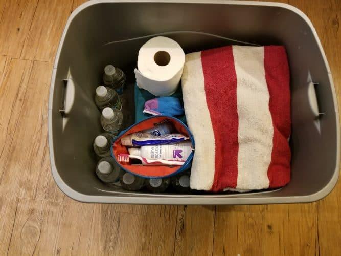 DIY emergency kit 6