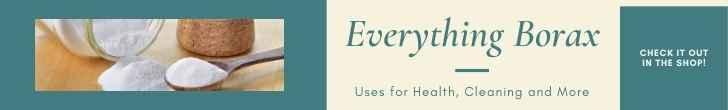 Everything Borax Ebook Banner