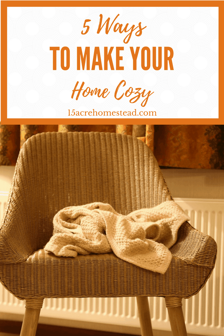 how to make a home cosy