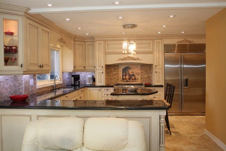 Cozy home: Kitchen