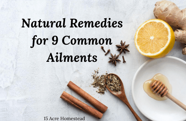 Natural remedies feature image