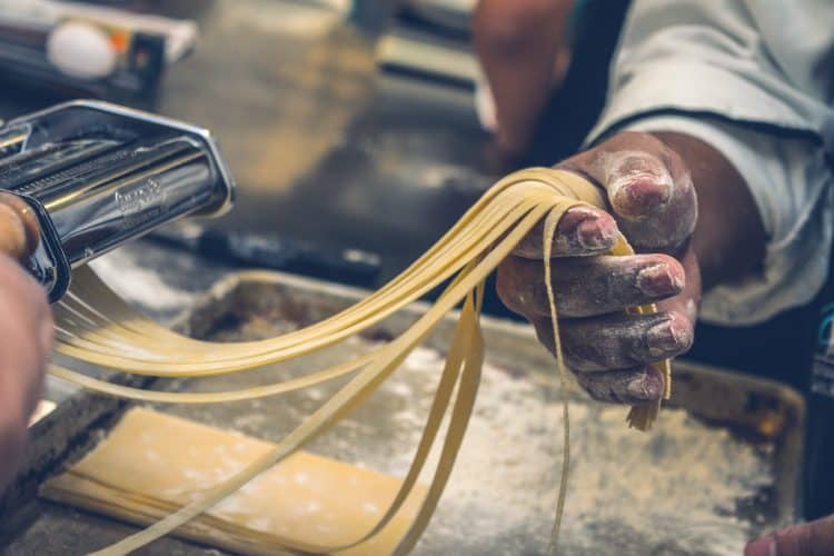 Making fresh pasta is one way to live like a homesteader without a homestead.