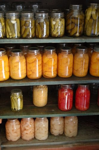 Canning is a new skill I learned, just another reason why I am thankful to be homesteading.