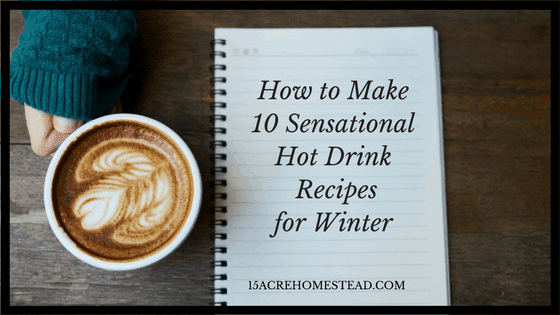 How to Make 10 Sensational Hot Drink Recipes for Winter