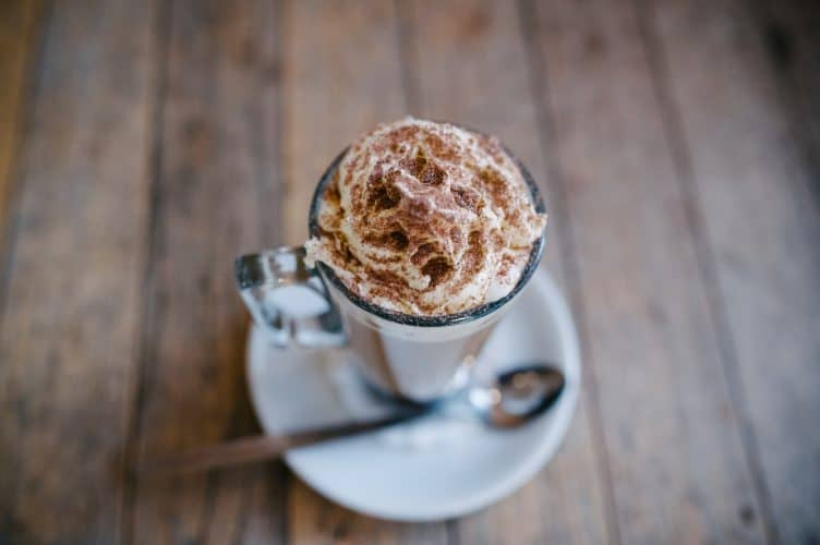 10 Hot drink recipes to keep you warm on those cold winter days.