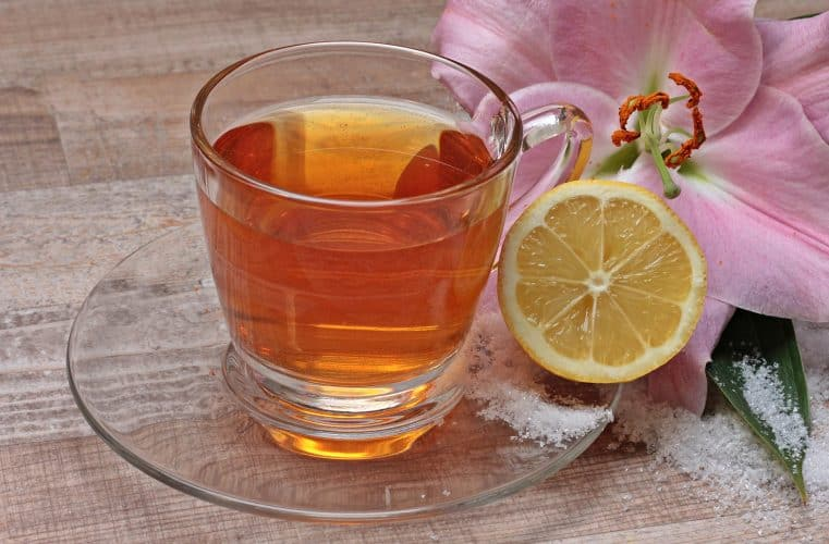 A hot toddy is one of many hot drink recipes to warm the body on cold nights.