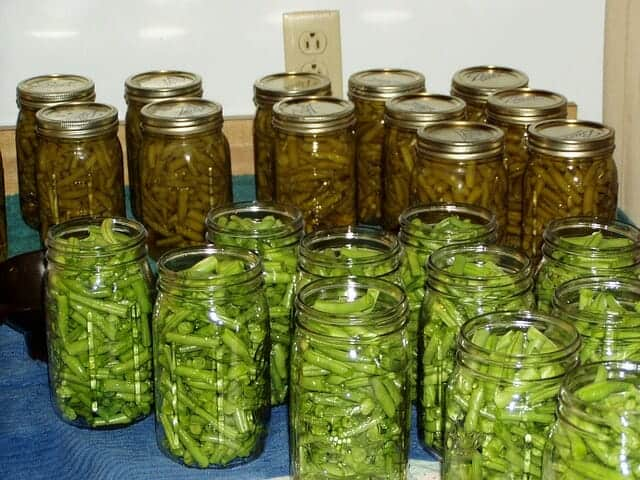 Canning and preserving food is one of the 10 practical skills you should learn before homesteading. Find out the other 9 here.