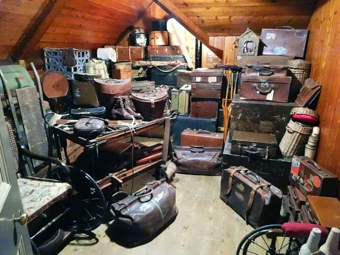 Downsizing is one of the top 10 practical skills you should learn before diving into homesteading. Find out what the other nine practical skills are here before you jump into homesteading.