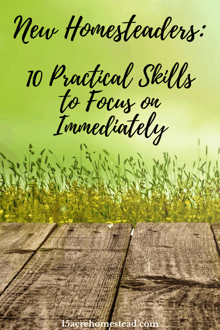 Homesteading is hard work filled with many challenges that arise constantly. No homesteader is ever totally prepared for the daily ups and downs.