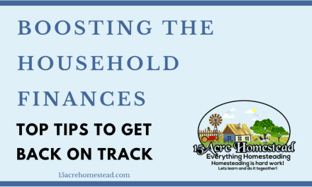 Boosting the Household Finances: Top Tips To Help You Get Back On Track