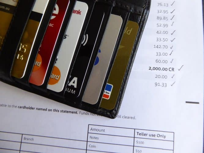 Reviewing your bank statement can boost your household finances.