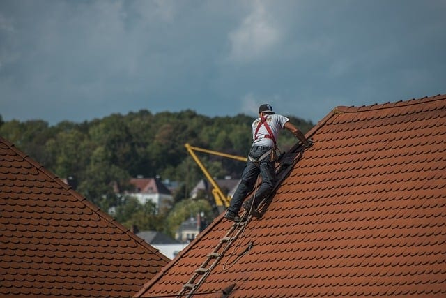 Your roof is one of the homestead repairs you shouldn't try yourself.