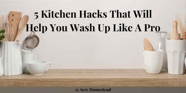 kitchen hacks featured image
