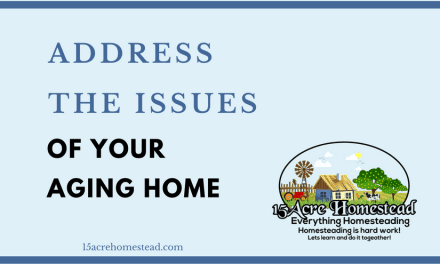 Address The Issues Of Your Aging Home