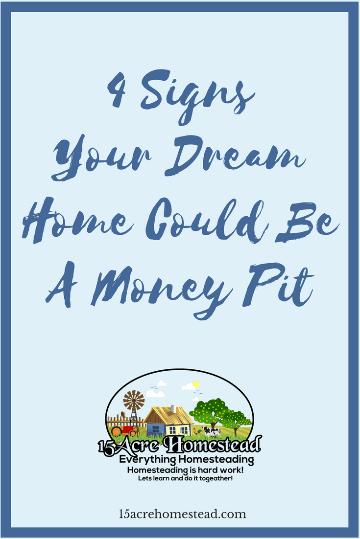 Could your dream home turn into a money pit_ Here are the signals to look for before you buy.