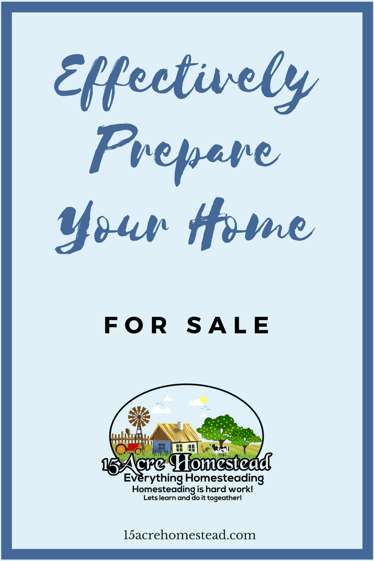 Learn some simple but effective ways to prepare your home for sale.