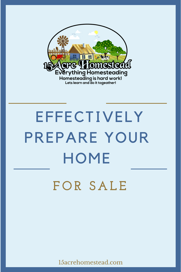 You can learn some simple ways to prepare your home for sale.