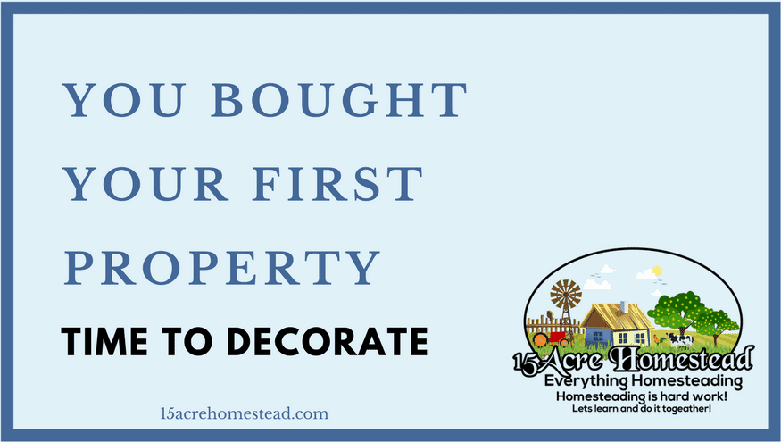 decorate your house
