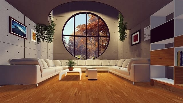 ideal look-wooden floors