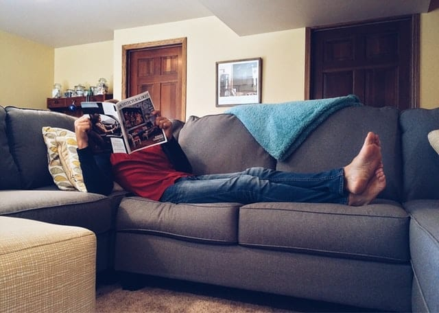 cozy living room-sofa