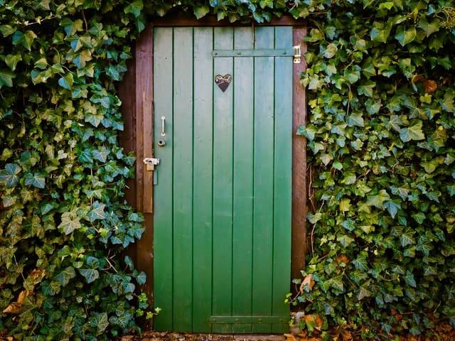 outdoor overhaul new front door