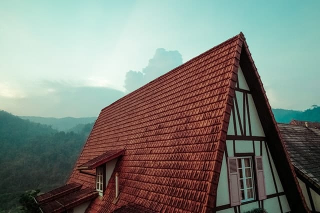 prepare your home for sale-roof inspection