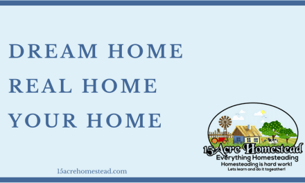 Dream Home, Real Home, Your Home