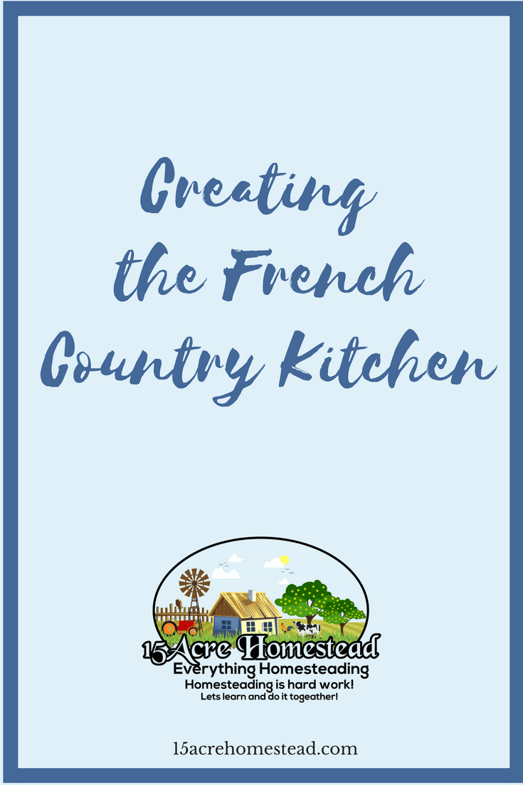 If you want your kitchen to be both beautiful and warm as well as being amazingly comfortable, then you really cannot beat the French country kitchen.