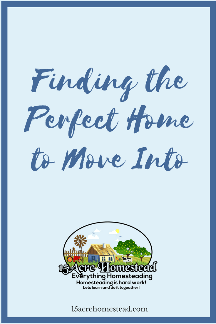 It isn't always easy to find the perfect home to move into. These tips should help.