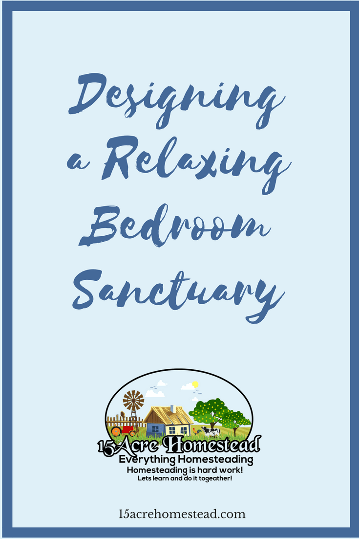 You can design your own relaxing bedroom sanctuary at home with these great tips.