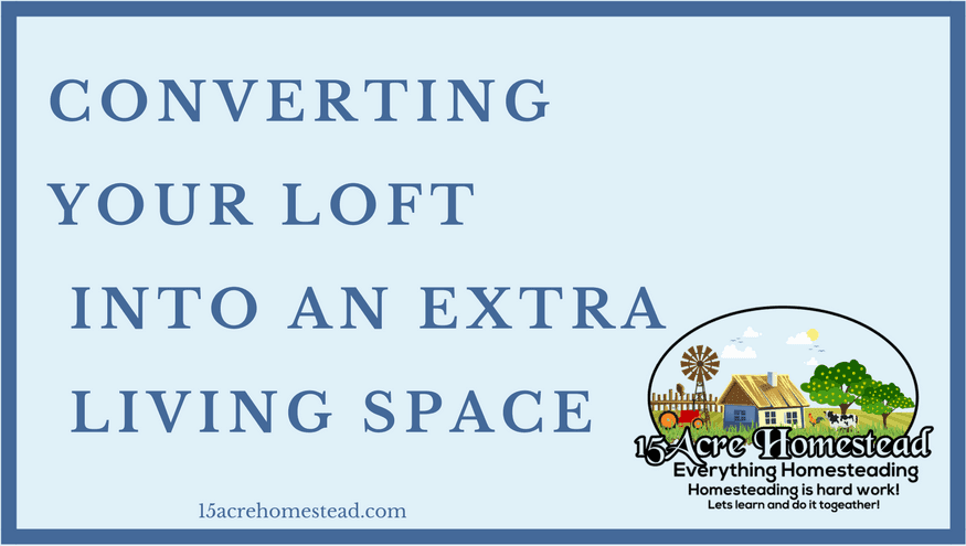 converting your loft