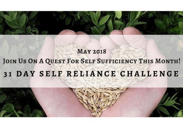 Self-Reliant Challenge
