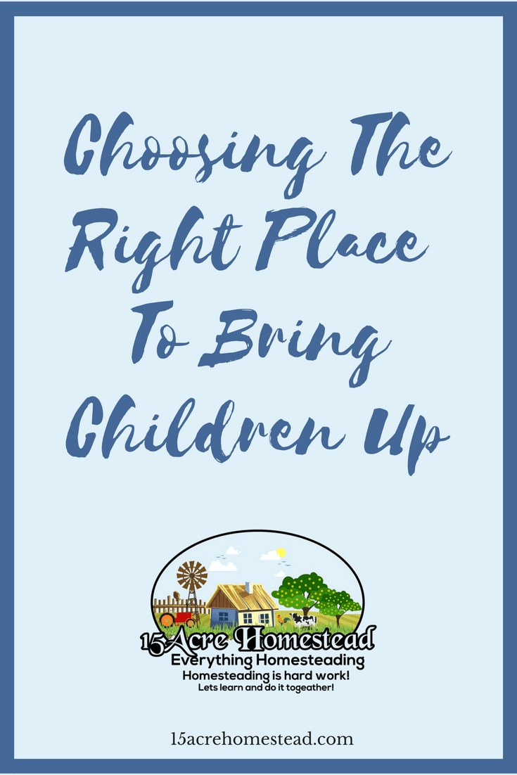 Choosing the right place to raise children is can be difficult. Find simple ways to make it easier.