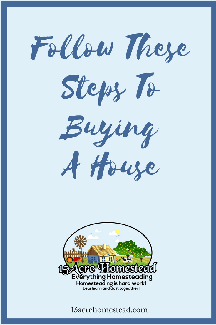 Going through these steps before buying a house can ensure a more positive experience when the time comes.
