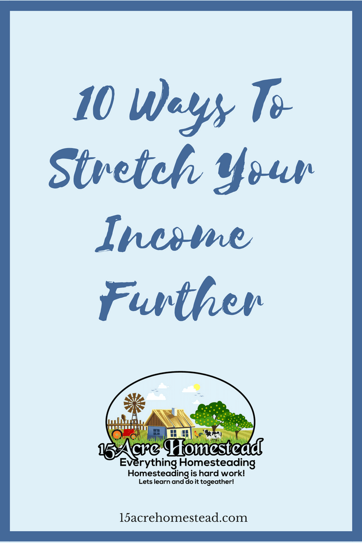 You can stretch your income so much further with these 10 tips and tricks.