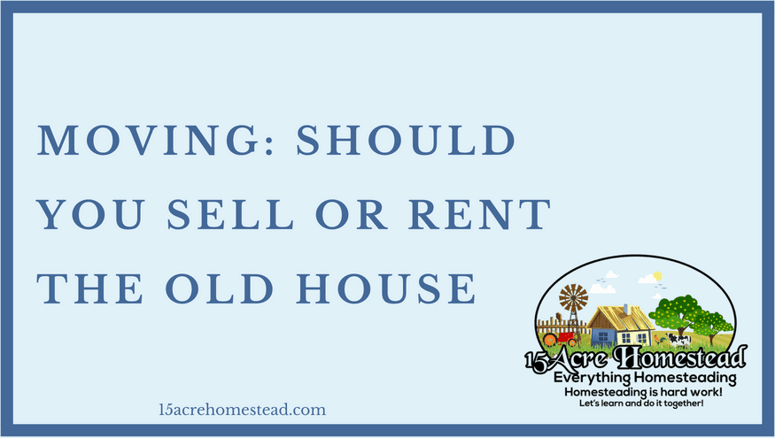 sell or rent