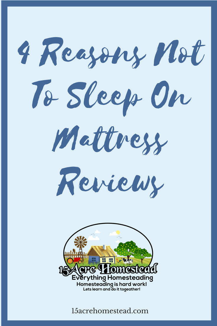 It is not smart to trust all you read on mattress reviews. Instead, try these tips.