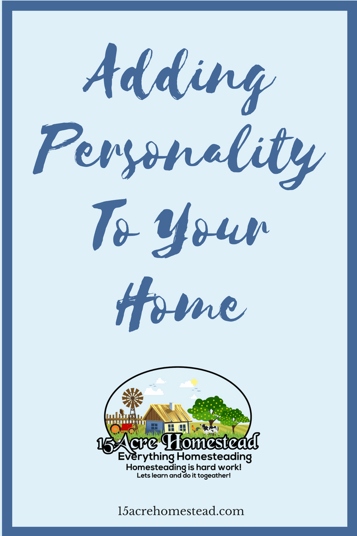 There are so many ways you can start adding personality to your home. Here are some quick tips and tricks to get you started.