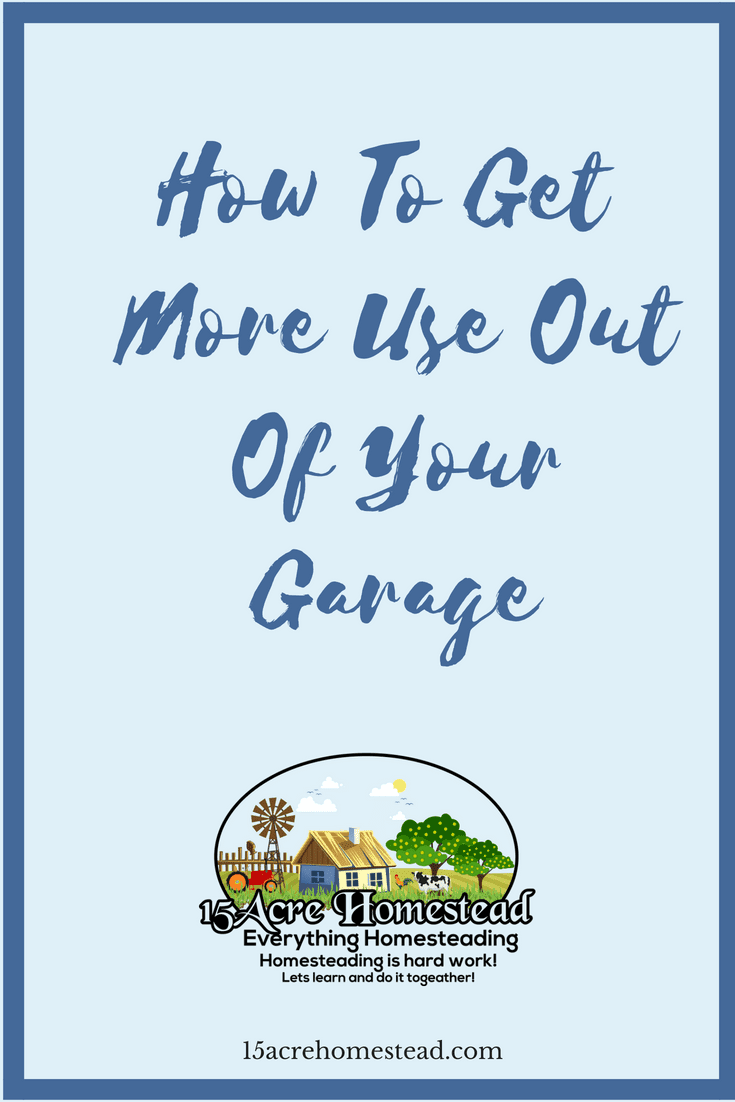 Your garage is not just for parking the car anymore. Now you have endless opportunities to get more use from your garage.