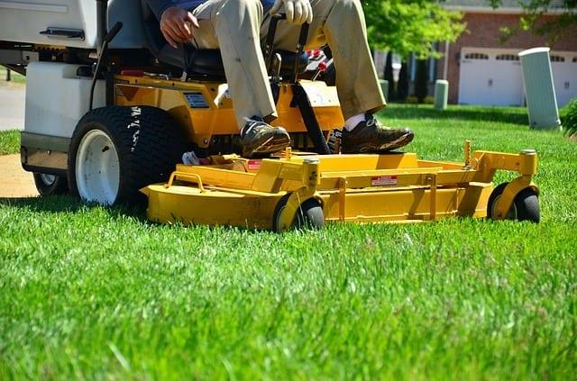 larger lawns