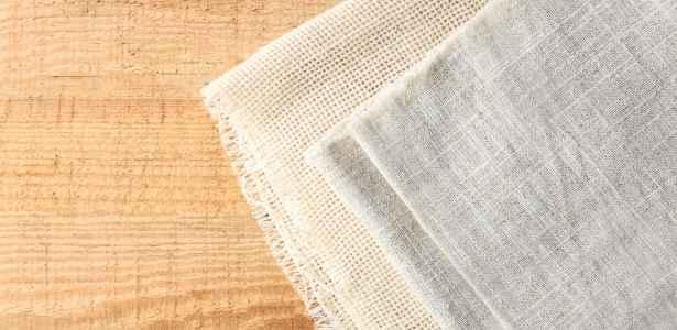 Fabric made from hemp