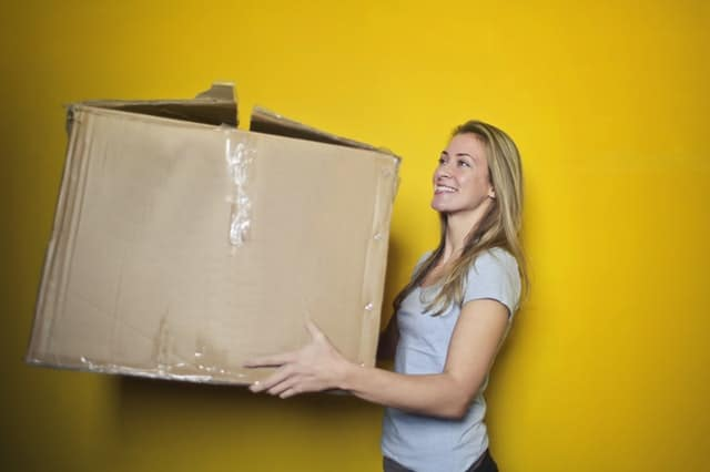 Moving hacks that make the move easier.