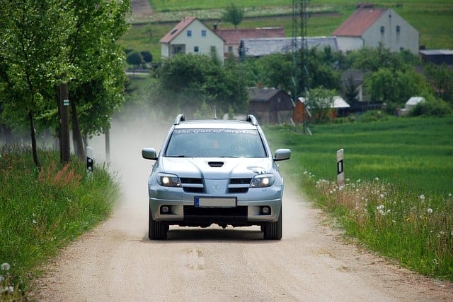 Choosing a vehicle for your homestead may include an SUV.