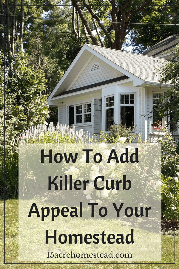Great tips to having killer curb appeal on your home.