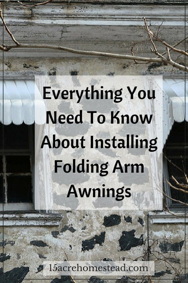 Learn to install awnings on your home to cut your e