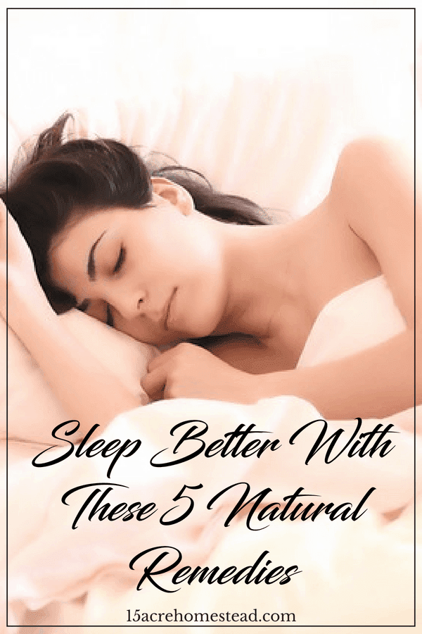 Rather than turning to an unnatural sleeping aid, check out these five holistic methods to fighting insomnia, so you will sleep better too.