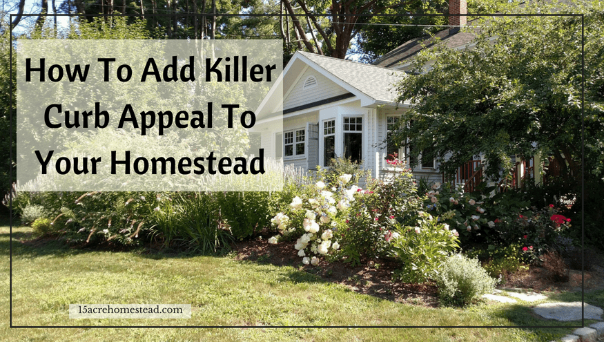killer curb appeal