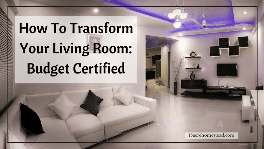 transform your living room